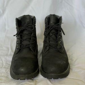 Black Womens Timberland Boot Size 7